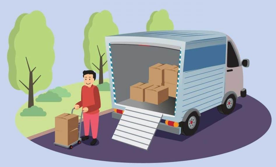 man with a van movers